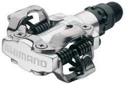 Shimano M520 SPD Clipless MTB Pedals Main Reverse
