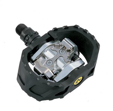 Shimano PD-M424 MTB SPD Pop Up Pedals | Pedaler