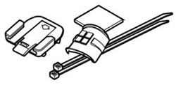 Product image for Cateye Cordless Handlebar Bracket for Micro/Vectra Computers