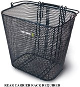 Basil Side Mounted Mesh Basket