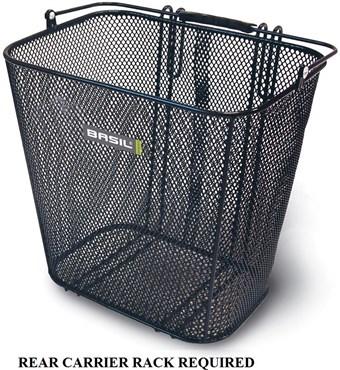 Basil Side Mounted Mesh Basket