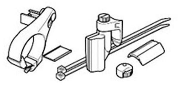 Cateye HR-200 2nd Bike Spare Parts Kit