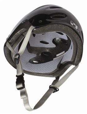 Savage Logo Lid BMX Helmet