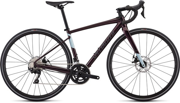 Specialized Diverge E5 Comp Womens 2019 - Road Bike | Road bikes