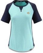 Product image for Dakine Xena Womens Short Sleeve Jersey