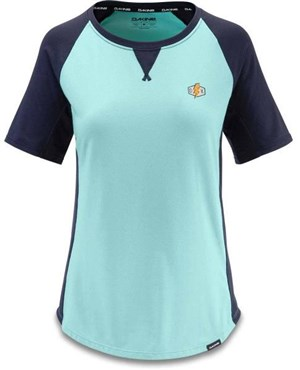 Dakine Xena Womens Short Sleeve Jersey