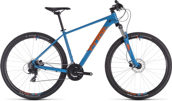 "Cube Aim Pro 27.5""/29er Mountain Bike 2019 - Hardtail MTB"