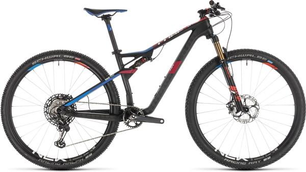 Cube Ams 100 C:68 SL 29er Mountain Bike 2019 - Full Suspension MTB | Mountainbikes