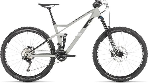"Cube Stereo 140 Hpc Race 27.5"" Mountain Bike 2019 - Full Suspension MTB"