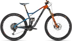 Cube Stereo 150 C:68 Action Team 29er Mountain Bike 2019 - Full Suspension MTB