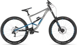 "Cube Hanzz 190 SL 27.5"" Mountain Bike 2019 - Full Suspension MTB"