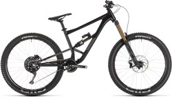 "Cube Hanzz 190 TM 27.5"" Mountain Bike 2019 - Full Suspension MTB"