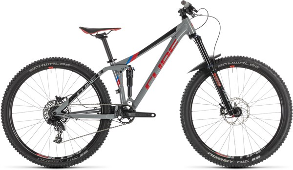 "Cube Stereo 140 Youth 27.5"" 2019 - Junior Bike"