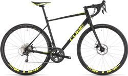 Cube Attain Race Disc 2019 - Road Bike