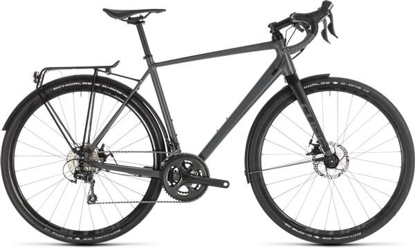 Cube Nuroad Pro FE 2019 - Gravel Bike | Racercykler
