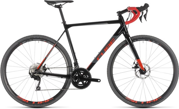 Cube Cross Race 2019 - Cyclocross Bike | Racercykler