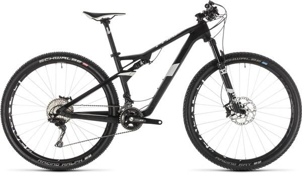 Cube Ams 100 C:68 Race 29er Mountain Bike 2019 - Full Suspension MTB | Mountainbikes