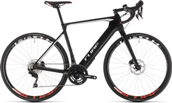 Cube Agree Hybrid C:62 Race Disc 2019 - Electric Road Bike