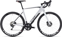 Cube Agree Hybrid C:62 SL Disc 2019 - Electric Road Bike