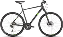 Product image for Cube Cross Pro 2019 - Hybrid Sports Bike