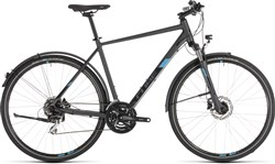 Product image for Cube Nature Allroad 2019 - Hybrid Sports Bike