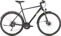 Cube Cross Allroad 2019 - Hybrid Sports Bike