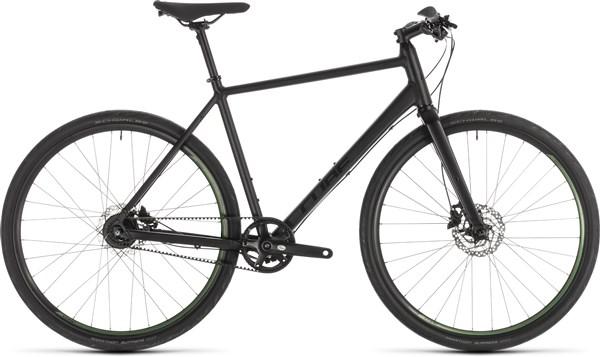 Cube Hyde Race 2019 - Hybrid Sports Bike | City-cykler