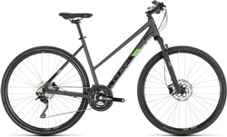 Cube Cross Pro Womens 2019 - Hybrid Sports Bike