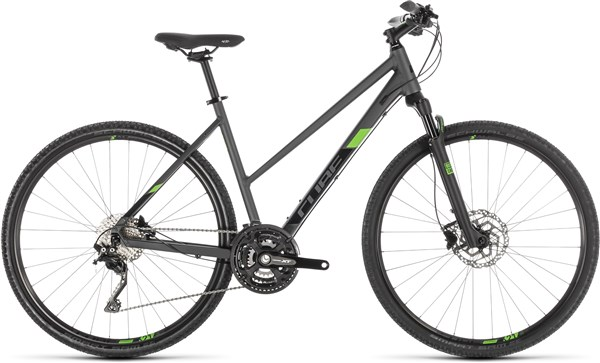 Cube Cross Pro Womens 2019 - Hybrid Sports Bike