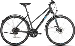 Product image for Cube Nature Allroad Womens 2019 - Hybrid Sports Bike