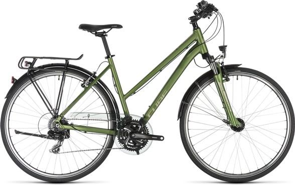 Cube Touring Womens 2019 - Touring Bike | City-cykler