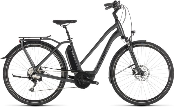 Cube Town Sport Hybrid Pro 500 Womens 2019 - Electric Hybrid Bike | City