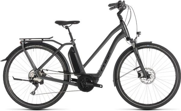 Cube Town Sport Hybrid Pro 500 Womens 2019 - Electric Hybrid Bike | City-cykler