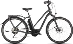 Cube Town Sport Hybrid Pro 500 Womens 2019 - Electric Hybrid Bike