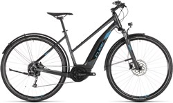 Cube Cross Hybrid One 400 Allroad Womens 2019 - Electric Hybrid Bike