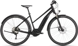 Cube Cross Hybrid EXC 500 Allroad Womens 2019 - Electric Hybrid Bike