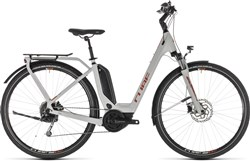 Cube Touring Hybrid 400 Easy Entry 2019 - Electric Hybrid Bike