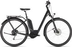 Cube Touring Hybrid 400 Easy Entry 2019 - Electric Hybrid Bike