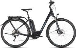 Cube Touring Hybrid Pro 500 Easy Entry 2019 - Electric Hybrid Bike