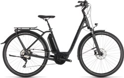 Cube Town Sport Hybrid Pro 400 Easy Entry 2019 - Electric Hybrid Bike