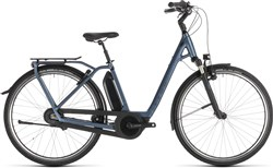 Cube Town Hybrid EXC 400 Easy Entry 2019 - Electric Hybrid Bike
