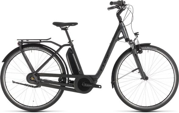 Cube Town Hybrid Pro 400 Easy Entry 2019 - Electric Hybrid Bike   City