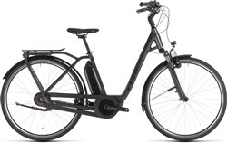 Cube Town Hybrid Pro 400 Easy Entry 2019 - Electric Hybrid Bike