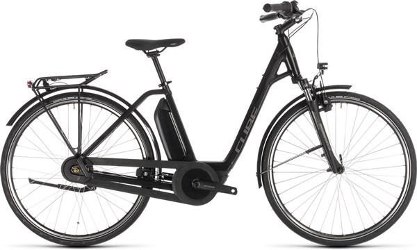 Cube Town Hybrid One 500 Womens 2019 - Electric Hybrid Bike   City