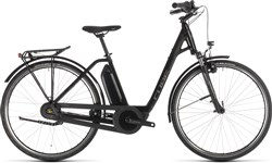 Cube Town Hybrid One 500 Womens 2019 - Electric Hybrid Bike