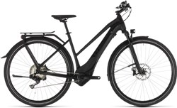 Cube Kathmandu Hybrid SL 500 Womens 2019 - Electric Hybrid Bike