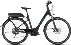 Cube Kathmandu Hybrid EXC 500 Easy Entry 2019 - Electric Hybrid Bike