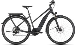 Cube Touring Hybrid SL 500 Kiox Womens 2019 - Electric Hybrid Bike