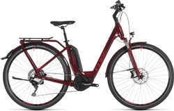 Cube Touring Hybrid EXC 500 Easy Entry 2019 - Electric Hybrid Bike