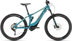 "Cube Sting Hybrid 120 Race 500 27.5""/29er Womens 2019 - Electric Mountain Bike"